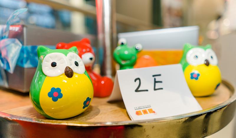 """Mitbringsel, Preisschild """"2 Euro"""""""